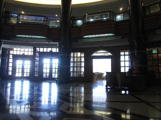 Rizqun International Hotel: lobby