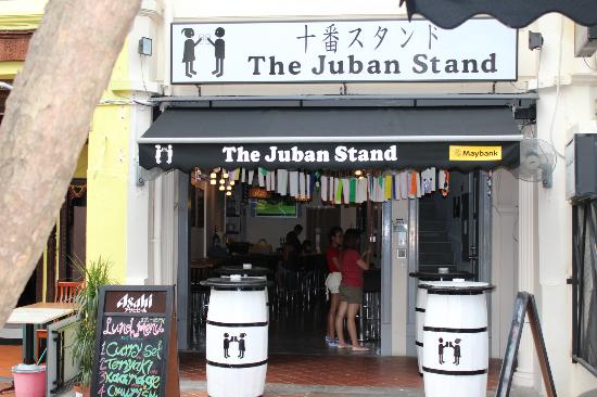 The Juban Stand