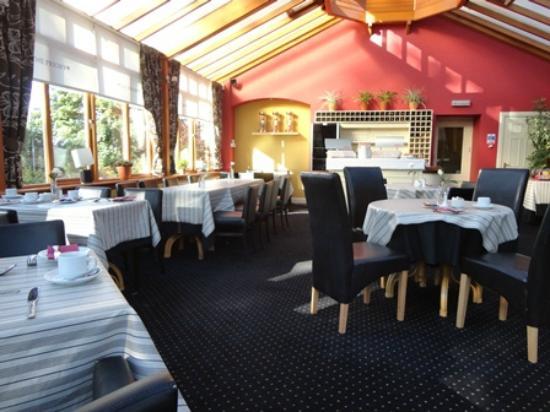 Inchture Hotel: 併設レストラン