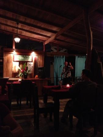 Cariblue Hotel : Live Music with Jesus Superstar