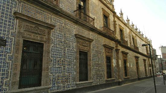 Foto de sanborns de los azulejos ciudad de m xico for Sanborns de azulejos