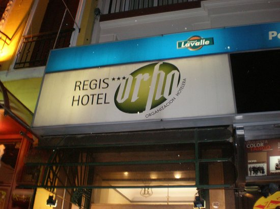 Regis Orho Hotel: Exterior