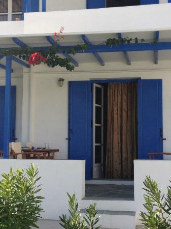Studios Nikos : our lovely spot!