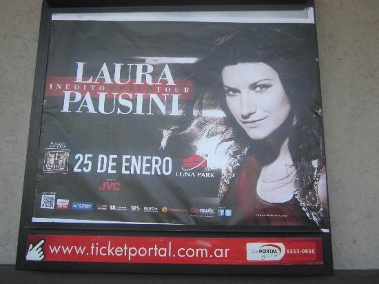 Luna Park : Laura Pausini - Inedito World Tour