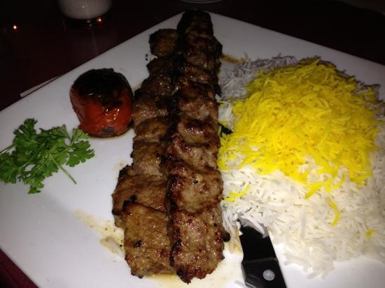 Darya Restaurant Santa Monica: Naderi soltani is delicious