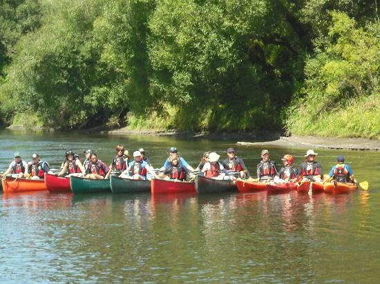 Taumarunui Canoe Hire and Jet Boat Tours: Enjoy the Whanganui River in Style