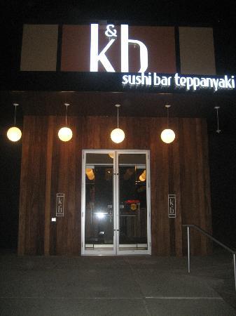 K & B Sushi Oakville Centrum