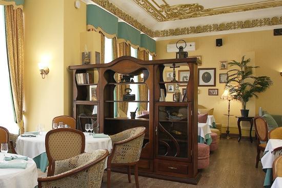 Hotel Zentralnaya: Restaurant
