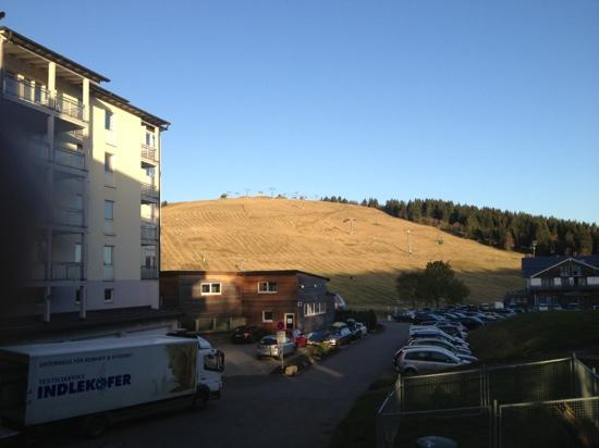 Familien- & Sporthotel Feldberger Hof: appartments right behind hotel., with direct connection to hotel facilities
