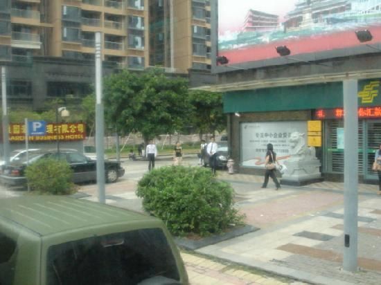 Spring Time Hotel Zhujiang New Town: Small sign of the hotel