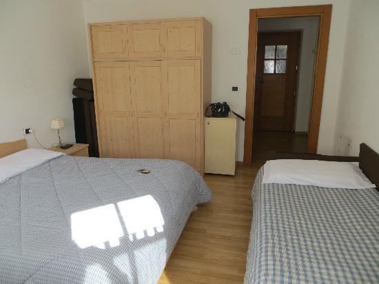 Soraga, Italien: camera in villa