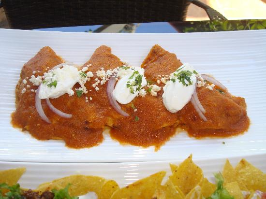 Mexican Restaurant (Main Branch): Enchiladas Rojas are incredible!