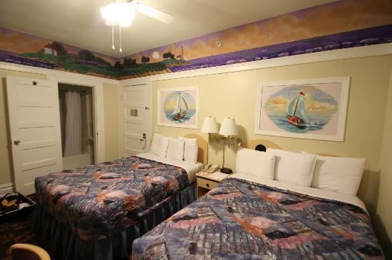 Adante Hotel: 室内