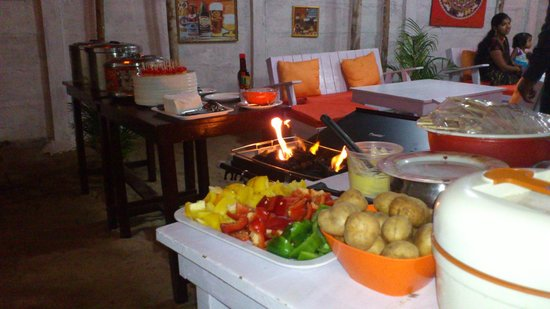 The Serenity Hotel & The FishLion Restaurant : Group and friends party & getogethers