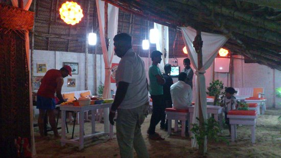 The Serenity Hotel & The FishLion Restaurant : private parties