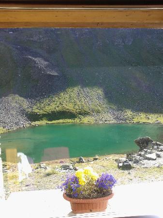 Rifugio Arbolle: Vista dalla camera