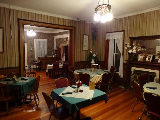 Liberty Lodge: Dining room