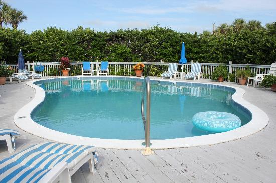 Beachfront Bed & Breakfast: The Beachfront pool