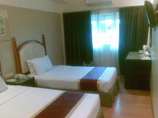 Silam Dynasty Hotel: Deluxe room