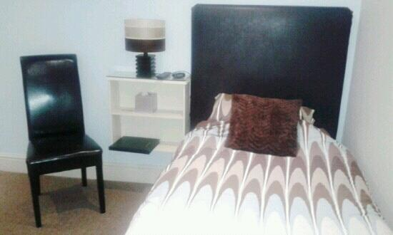 Armada Guesthouse, Redcar: Comfortable bed