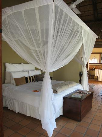 Toro Yaka Bush Lodge: Leopard room