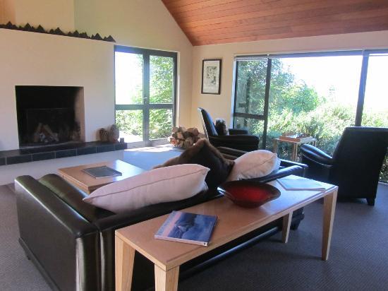 Azur: lounge