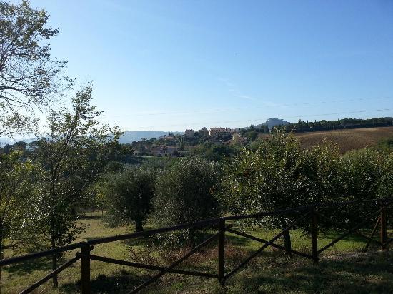 La Country House Il Vecchio Fienile: Panorama