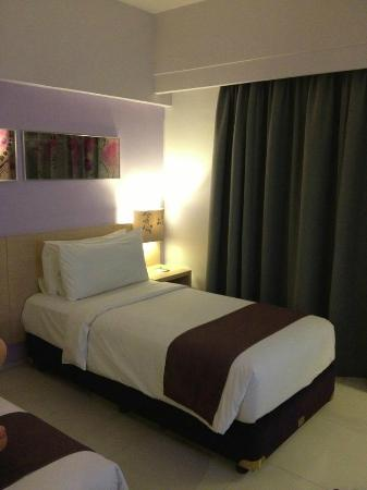Berry Hotel: Twin share room