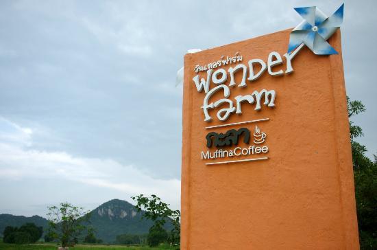 Sattahip, Ταϊλάνδη: Entrance to Wonder Farm