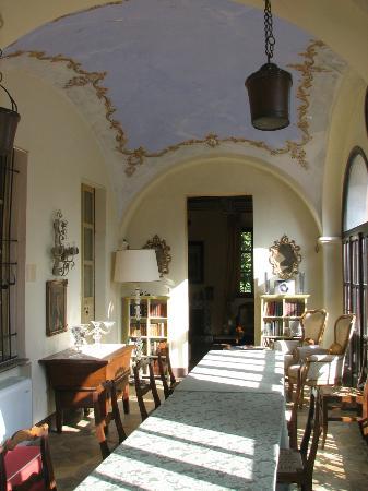 I Castagnoni - Bed&Breakfast e Relais: Breakfast hall
