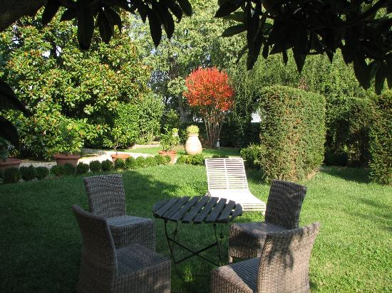 I Castagnoni - Bed&Breakfast e Relais: Garden