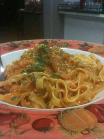 Piazza del Sol Trattoria & Pizzeria: Great pasta!