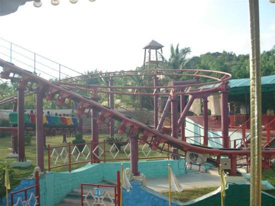 Roller Coaster Ride Picture Of Innovative Film City Bengaluru