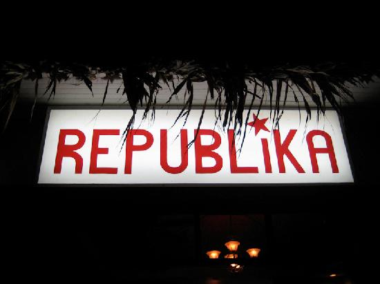 Republika Bar: Republika