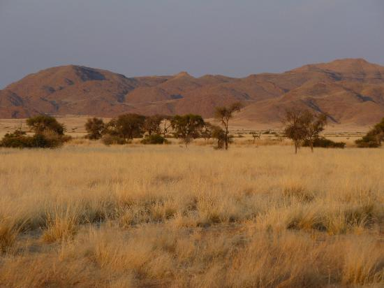 Namib Desert Lodge: view for front rooms