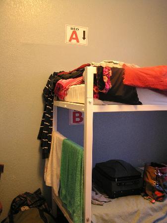 Samesun Venice Beach: 1 letto in stanza per sole donne, massimo 4 posti letto e bagno in camera (stanza per sole donne