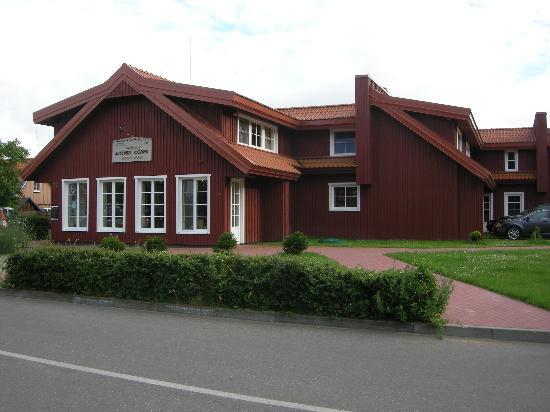 Hotel Juodasis Kalnas: the B&B