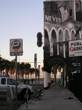 Samesun Venice Beach: Entrata del Cotel
