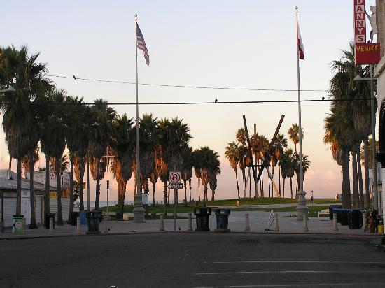 Samesun Venice Beach: Appena fuori dal Cotel