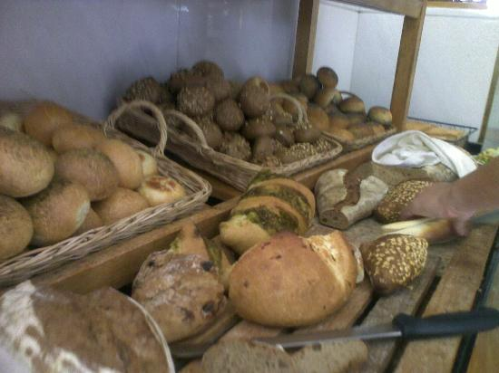 Royal Beach by Isrotel Exclusive Collection: Huge variety of freshly baked breads