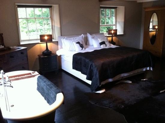 The Ram Inn: quirky boutique stlye rooms....