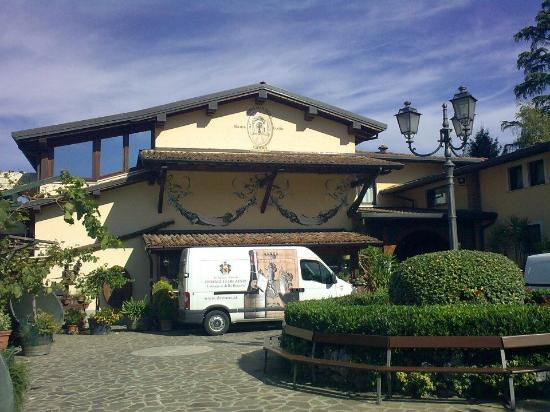 Ristorante Borgo alla Quercia: borgo alla quercia