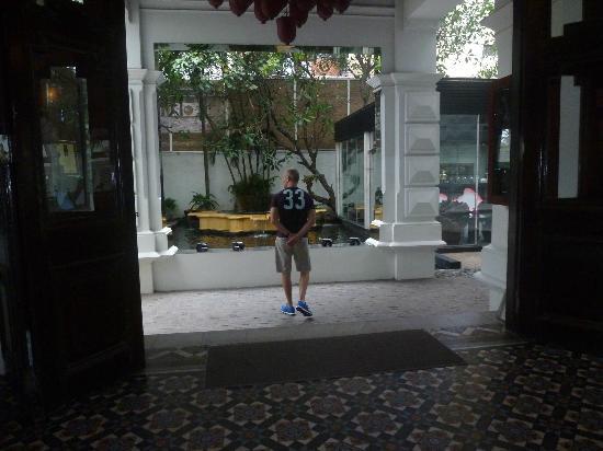 Casa Colombo: Lobby