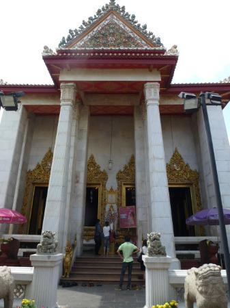 Wat Bowonniwet Vihara : Wat Bowonniwet