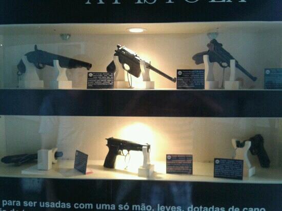 Military Museum: Evolução das armas