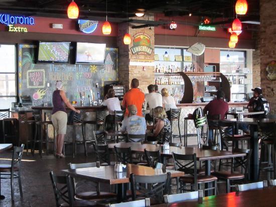 The Point Restaurant: dei Bar