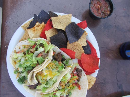 The Point Restaurant: Tacos