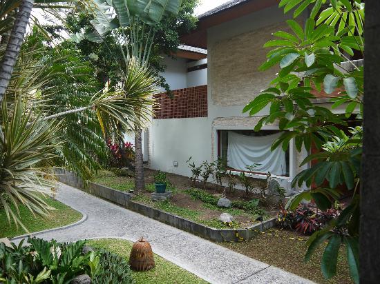 Bali Mandira Beach Resort & Spa: bauarbeiten 1