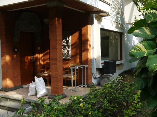Bali Mandira Beach Resort & Spa: bauarbeiten 2