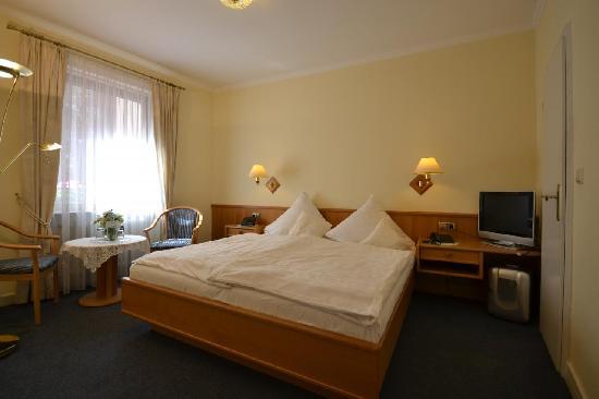 Hotel Binz: Standard-Doppelzimmer